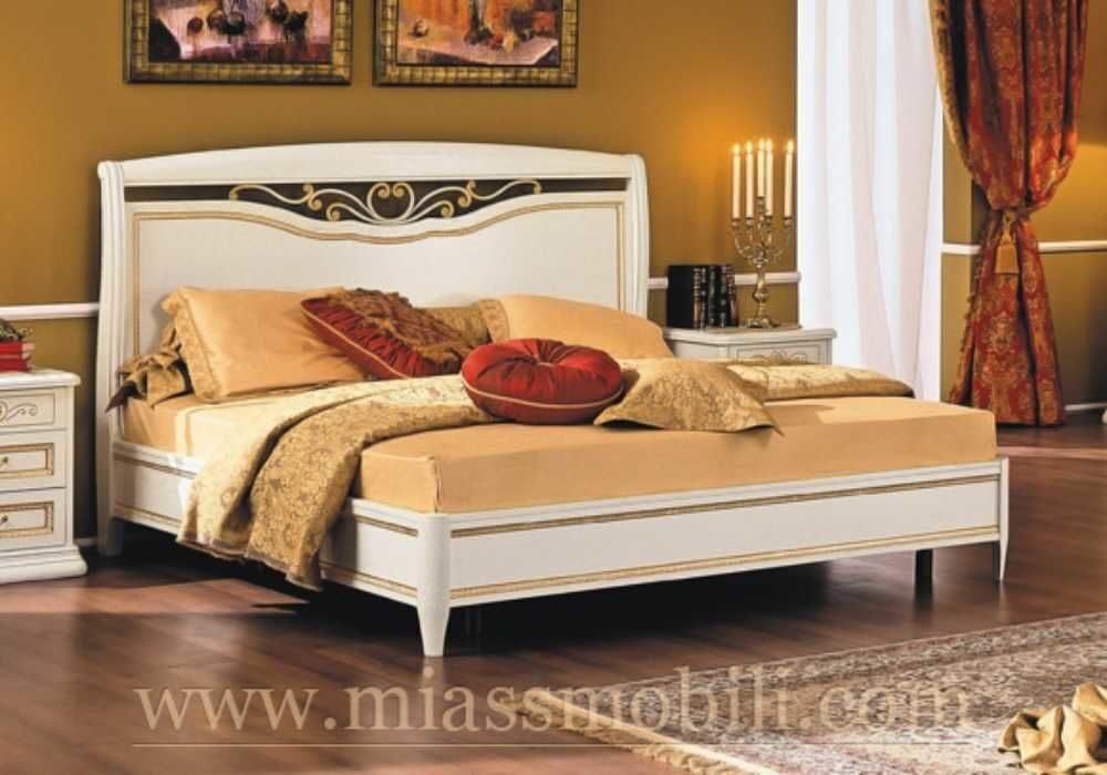Спальня луиджи фабрика миассмебель каталог мебели: стол, шка.